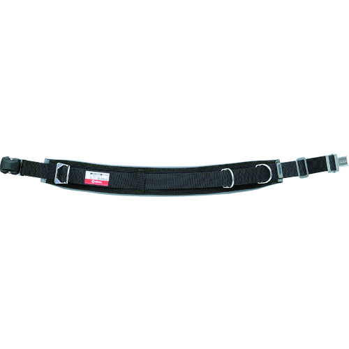 マーベル 柱上安全帯用ベルト(ワンタッチバックルタイプ)Lサイズ 黒 MAT180WBL【送料無料】
