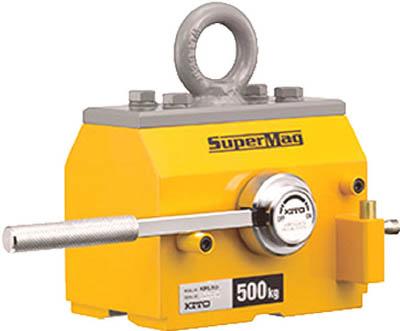 キトー スーパーマグ 平鋼専用タイプ 500kg KRL50