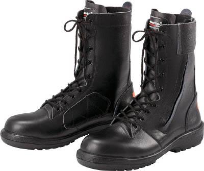 ミドリ安全 踏抜キ防止板入リ ゴム2層底安全靴 RT731FSSP-4 27.0 RT731FSSP427.0【S1】