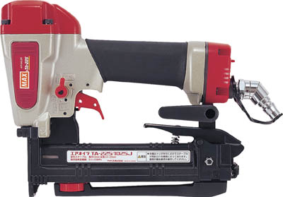正規品 ステープル用釘打機 TA-225/1025J TA2251025J:リコメン堂ホームライフ館 MAX-DIY・工具