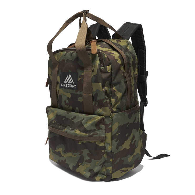 GREGORY バックパック EASY PEASY DAY 103870 メンズ 4631 DEEP FOREST CAMO グレゴリー【送料無料】