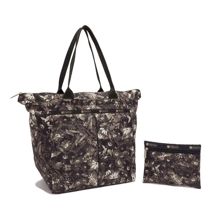 LeSportsac トートバッグ EVERYGIRL TOTE 7891 レディース FACTORY FLORAL E315 レスポートサック【送料無料】