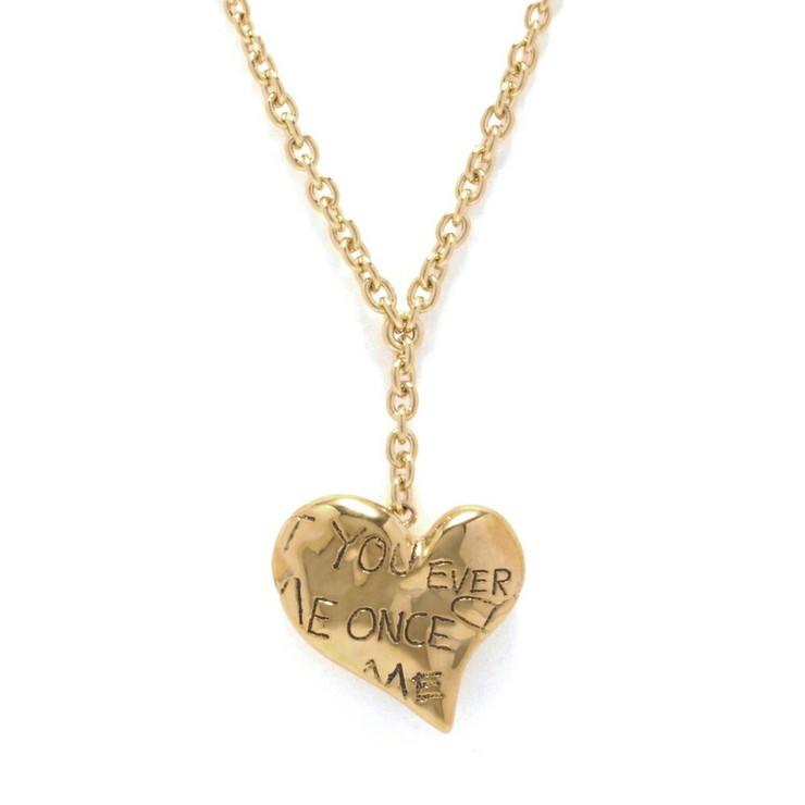 VivienneWestwood ネックレス VALENTINES HEART PENDANT BN1585-1 レディース ANTIQUE GOLD 7AGD ヴィヴィアン・ウエストウッド【送料無料】