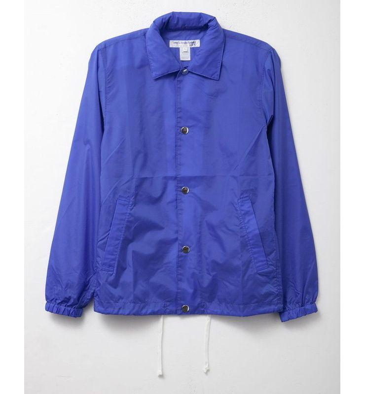 COMME des GARCONS COMME des GARCONS SHIRT/コムデギャルソンシャツ ナイロン ジャケット アウター メンズ S24923B ブルー【送料無料】