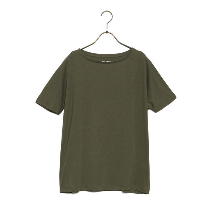 WOOLRICH Tシャツ W'S FLUID TEE WWTEE1127 FU05 レディース 4161 ウールリッチ【送料無料】