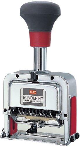マックス ナンバリング NR-1007