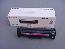 キャノントナーカートリッジ318(マゼンタ) CRG-318MAG