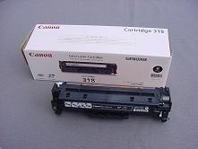 キャノントナーカートリッジ318(ブラック) CRG-318BLK