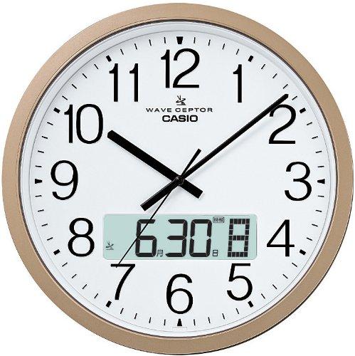 『3年保証』 IC-4100J-9JF カシオカシオ チャイム付電波クロック IC-4100J-9JF, 赤い屋根ワークス:4445ccef --- feiertage-api.de