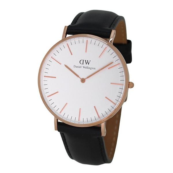 DanielWellington 腕時計 ダニエルウェリントン DW00100007 メンズ レディース ギフト プレゼント ブランド 誕生日【送料無料】