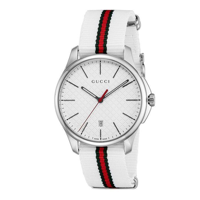 GUCCI グッチ YA126323 ブランド 時計 腕時計 メンズ 誕生日 プレゼント ギフト カップル()【送料無料】