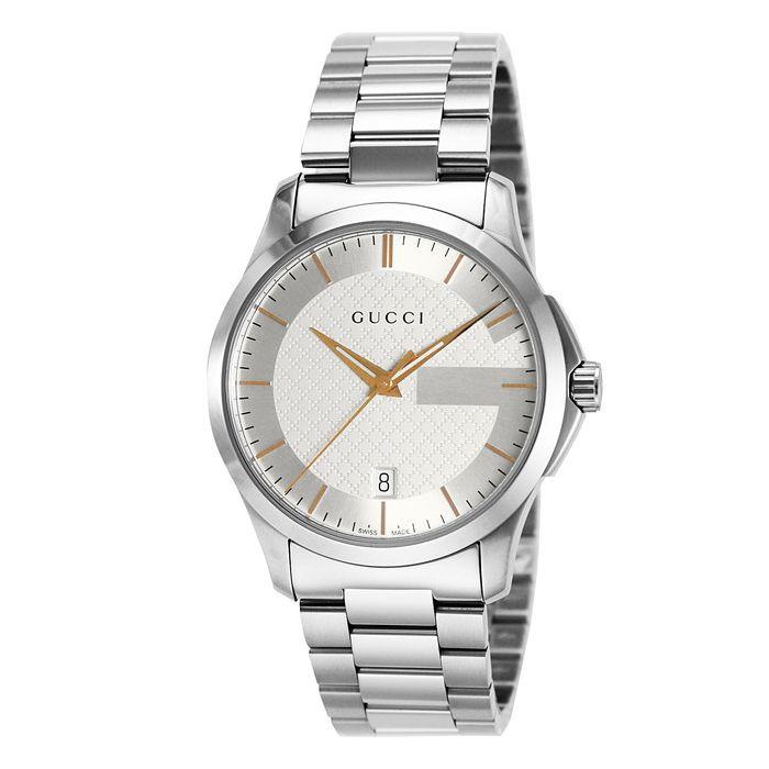 GUCCI グッチ YA126442 ブランド 時計 腕時計 ユニセックス 誕生日 プレゼント ギフト カップル()【送料無料】