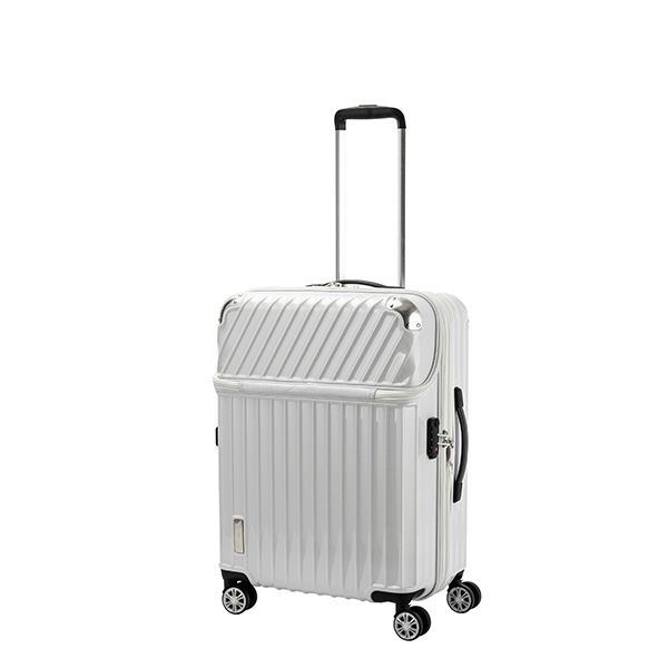 キャリーバッグ Mサイズ 5日間 61L モーメント スーツケース 旅行 カバン 大容量(代引不可)【送料無料】