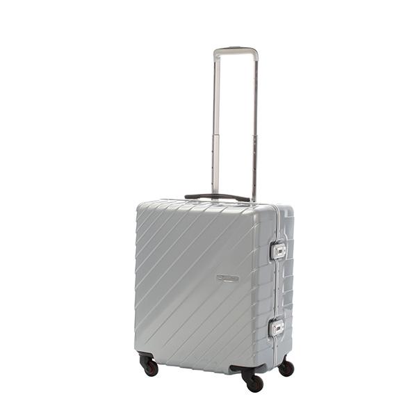 キャリーバッグ Mサイズ 5日間 55L ナロースクエア スーツケース 旅行 カバン 大容量(代引不可)【送料無料】
