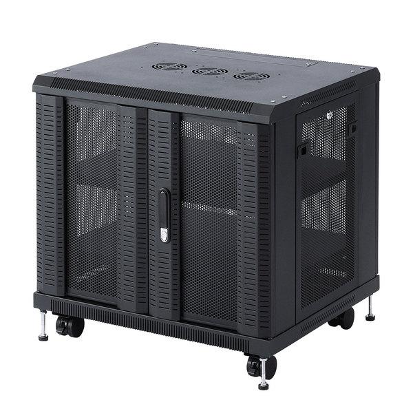 サンワサプライ マルチ収納ラックH700 CP-SVCMULT1【送料無料】 (代引不可)