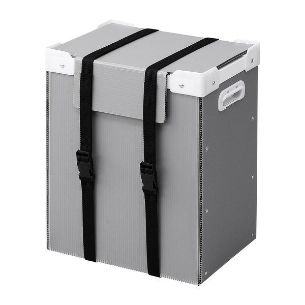 サンワサプライ プラダン製タブレット収納ケース(10台用) CAI-CABPD37【送料無料】 (代引不可)