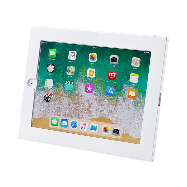 サンワサプライ CR-LASTIP26W iPad用壁面取付けケース(代引不可)【送料無料】