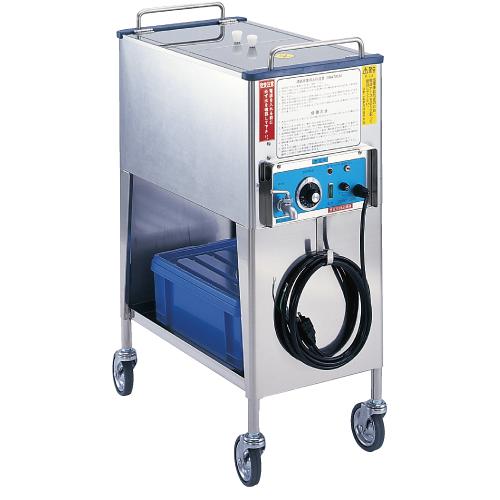 近藤医科工業 清拭車 規格:音声なし サイズ:W595×D358×H875 KH-5S【送料無料】【S1】