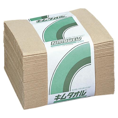日本製紙クレシア キムタオル(4つ折・4プライ) 入数:50枚×24束/ケース 61000【送料無料】