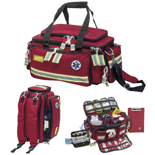 エリートバッグ社 救急バッグ エクストリーム サイズ:W470×D280×H220 EB02.008【送料無料】