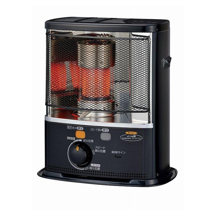 暖房 石油ストーブ SX-E3719Y(HD)よごれま栓タンク 暖房器具(代引不可)【送料無料】