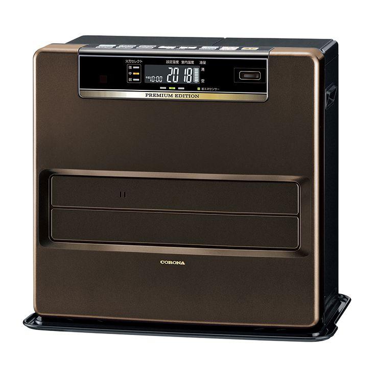 暖房 石油ファンヒーター FH-CWZ57BY(TU) ファン ファンヒーター 暖房器具(代引不可)【送料無料】