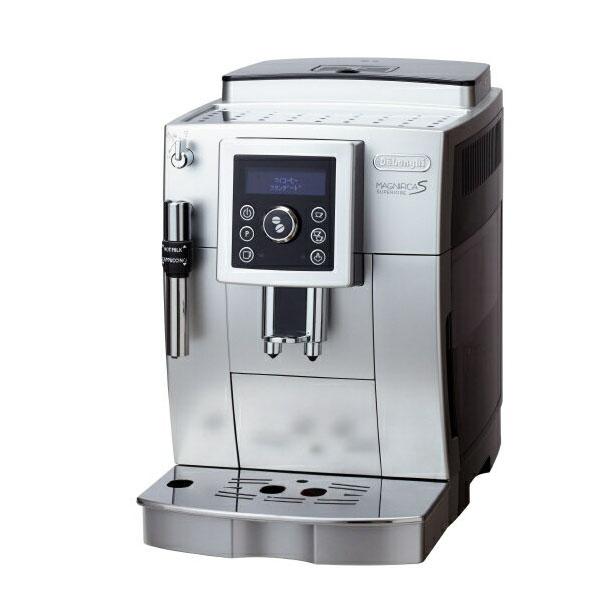 デロンギ コンパクト全自動コーヒーマシン コーヒーメーカー エスプレッソマシン ECAM23420SBN 全自動(代引不可)【送料無料】
