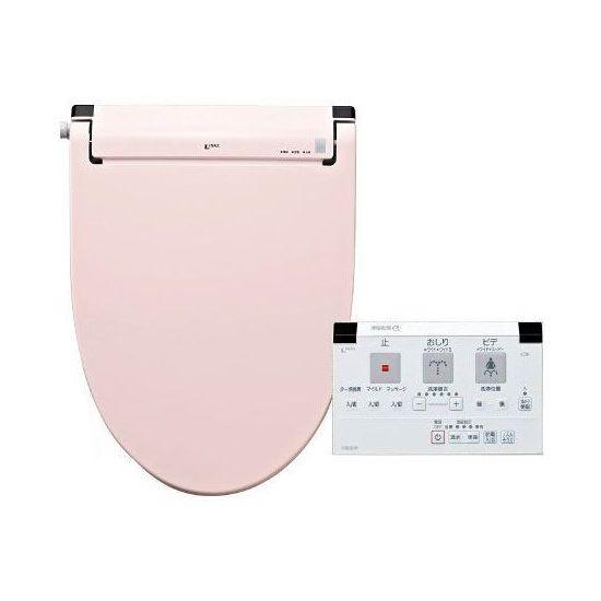 LIXIL リクシル 脱臭機能付き リモコンタイプシャワートイレ 温水洗浄便座 CW-RW20/LR8 ピンク【送料無料】