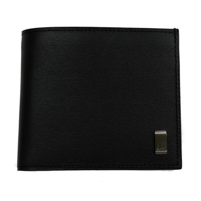 DUNHILL ダンヒル SIDECAR 二つ折り財布(小銭入れ有) L2RF32A 革小物【送料無料】