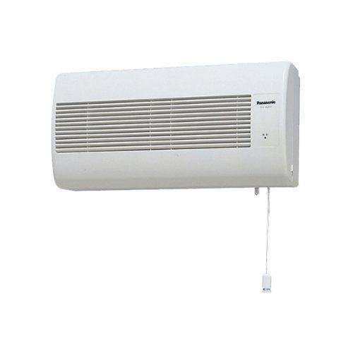 パナソニック 気調換気扇 壁掛け 熱交換型 FY-16ZG1-W(代引不可)【送料無料】【S1】