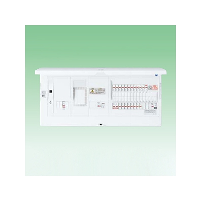 パナソニック 分電盤 太陽光発電・エコキュート・IH リミッタースペース付 40A BHN34202S2