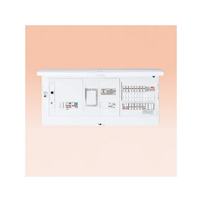 パナソニック 分電盤 蓄熱暖房器・エコキュート(エコキュート用ブレーカ容量20A)・IH リミッタースペース付 BHN35103T24