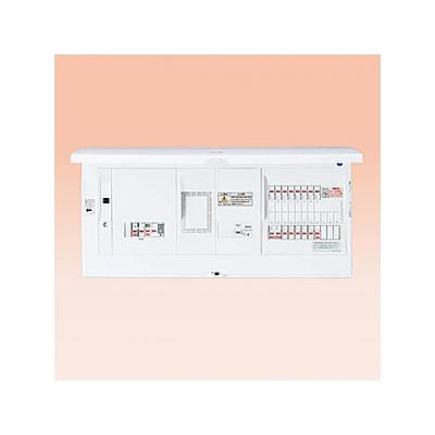 パナソニック 分電盤 蓄熱暖房器・電気温水器(電気温水器用ブレーカ容量40A)・IH リミッタースペース付 BHN35103T44