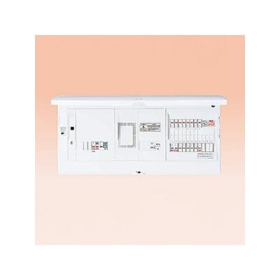 パナソニック 分電盤 蓄熱暖房器・エコキュート(エコキュート用ブレーカ容量20A)・IH リミッタースペース付 BHN35143T24