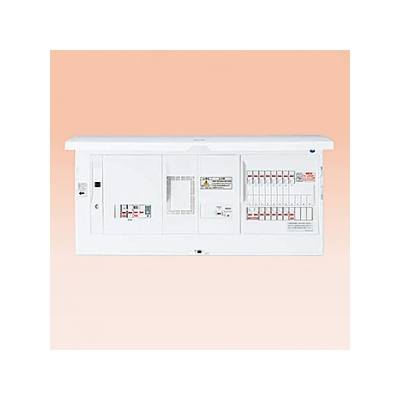 パナソニック 分電盤 蓄熱暖房器・電気温水器(電気温水器用ブレーカ容量40A)・IH リミッタースペース付 BHN35183T45