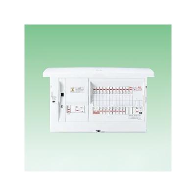 パナソニック 分電盤 太陽光発電・エコキュート・電気温水器・IH リミッタースペース付 60A BHN36122S3