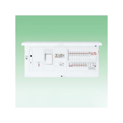 パナソニック 分電盤 太陽光発電・エコキュート・IH リミッタースペース付 75A BHN37282S2