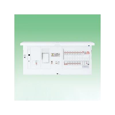 パナソニック 分電盤 EV・PHEV充電回路・太陽光発電・エコキュート・IH リミッタースペース付 75A BHN37322S2EV