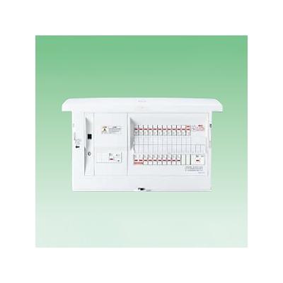 パナソニック 分電盤 家庭用燃料電池/ガス発電・給湯暖冷房対応 リミッタースペースなし 100A BHN810162G