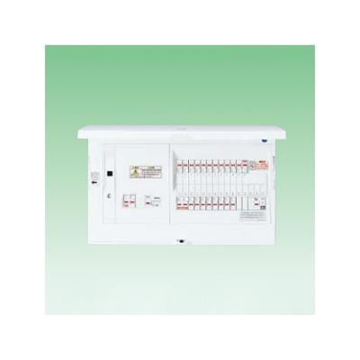 パナソニック 分電盤 太陽光発電・電気温水器・IH リミッタースペースなし 100A BHN810162S4