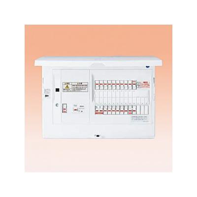 パナソニック 分電盤 蓄熱暖房器 ・IH・エコキュート・電気温水器(ブレーカ容量30A)対応 リミッタースペースなし BHN810203Y35