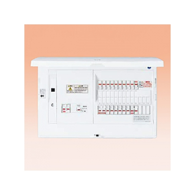 パナソニック 分電盤 蓄熱暖房器 ・IH・電気温水器(電気温水器用ブレーカ容量40A)対応 リミッタースペースなし BHN810243Y45