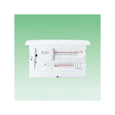 パナソニック 分電盤 家庭用燃料電池/ガス発電・給湯暖冷房対応 リミッタースペースなし 40A BHN84122G