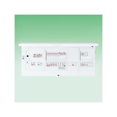 パナソニック 分電盤 太陽光発電・電気温水器・IH・蓄熱暖房器(主幹・分岐)対応 リミッタースペースなし BHN8416FT15