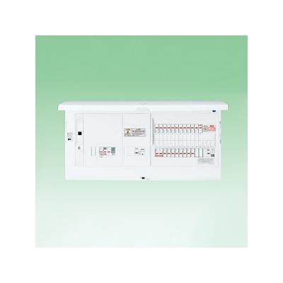 パナソニック 分電盤 太陽光発電・蓄熱暖房器(40A)・エコキュート(20A)・IH リミッタースペースなし 50A BHN85202S24