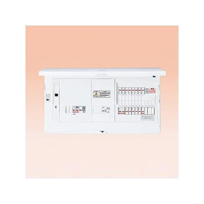 パナソニック 分電盤 蓄熱暖房器・エコキュート(エコキュート用ブレーカ容量20A)・IH リミッタースペースなし BHN85223T25