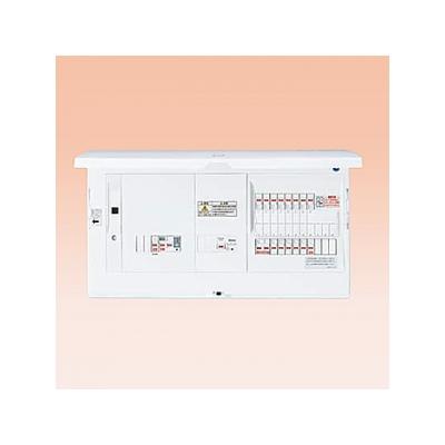パナソニック 分電盤 蓄熱暖房器・エコキュート・電気温水器(ブレーカ容量30A)・IH リミッタースペースなし BHN85223T34