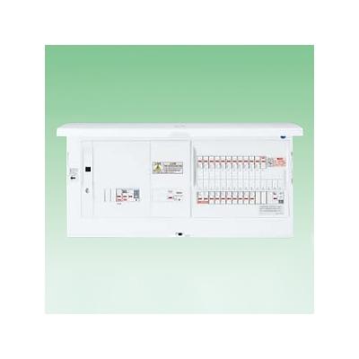 パナソニック 分電盤 太陽光発電・蓄熱暖房器(50A)・エコキュート(30A)・電気温水器(30A)・IH リミッタースペースなし 50A