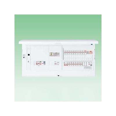 パナソニック 分電盤 太陽光発電・蓄熱暖房器(50A)・電気温水器(40A)・IH リミッタースペースなし 50A BHN85282S45