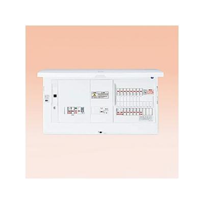 パナソニック 分電盤 蓄熱暖房器・電気温水器(電気温水器用ブレーカ容量40A)・IH リミッタースペースなし BHN8563T45